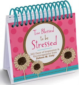 Too Blessed to be Stressed Calendar